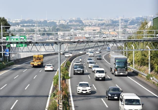 高速道路 交通規制
